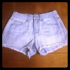 Mudd High Waisted Shorts